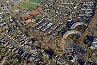 Altes Gleisdreieck DEUTSCHLAND, SCHLESWIG- HOLSTEIN, GLINDE, (GERMANY), 02.12.2016 Altes Gleisdreieck