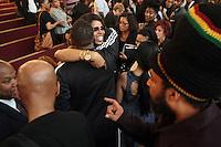 Malcolm X's Grandson, Malcolm Latif Shabazz Memorial held in Harlem