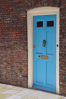 Tower Of London - Blue Door - London