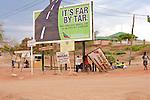 Signage in Chirundu