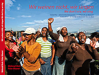 "South Africa Book ""We don´t cry we sing"""