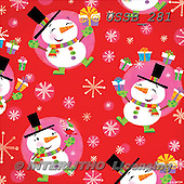 Christmas - Giftwrap paintings