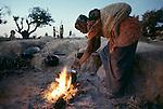 The Sahel, Niger, Africa, 1986<br /> NIGER-10024