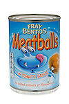Tin of Fray Bentos Meatballs - March 2012