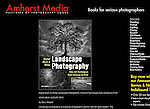 Digital Black and White Landscape Photography by Gary Wagner. Published by Amherst Media
