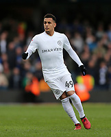 Queens Park Rangers' Ravel Morrison<br /> <br /> Photographer /Rob NewellCameraSport<br /> <br /> The EFL Sky Bet Championship - Queens Park Rangers v Cardiff City - Saturday 4th March 2017 - Loftus Road - London<br /> <br /> World Copyright &copy; 2017 CameraSport. All rights reserved. 43 Linden Ave. Countesthorpe. Leicester. England. LE8 5PG - Tel: +44 (0) 116 277 4147 - admin@camerasport.com - www.camerasport.com
