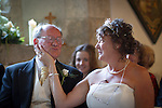 The Wedding of Wells & Delene, at Old St. Boniface Church, Bonchurch and East Dene, 19th May 2012