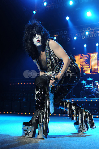 HOLLYWOOD FL - MARCH 17 :  Paul Stanley of KISS performs at Bank Atlantic on March 17, 2011 in Hollywood, Florida. © mpi04/MediaPunch Inc.