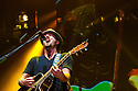 Jason Mraz appearing in New York City at Madison Square Garden, December 10, 2012. Photo: Rick Gilbert