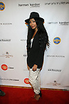 Singer -Wynter Gordon-Arrivals-Boy Meets Girl By Stacy Igel At New York Fashion Week Style360, NY   2/13/13