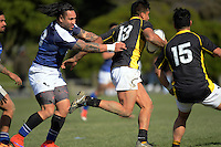 160820 Representative Rugby - Wellington Under-19 v Wellington Samoan