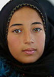 A girl in class in the Zaatari Refugee Camp, located near Mafraq, Jordan. Opened in July, 2012, the camp holds upwards of 20,000 refugees from the civil war inside Syria. International Orthodox Christian Charities and other members of the ACT Alliance are active in the camp providing essential items and services.