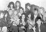Ronnie James Dio,Danny Johnson, Jimmy Bain, Vince Neil, Dave Alford, Paul Shortino, Matt Thorr, Amir Derakh, Craig Goldy, Carlos Cavaso, Jeff LaBar, Eric Brittingham, Chris Hagar Jimmy Bain