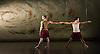 Terra Incognita<br /> by Shobana Jeyasingh <br /> Music by Gabriel Prokofiev<br /> Designed by Jean-Marc Puissant <br /> Lighting by Lucy Carter <br /> Rambert Dance at Sadler's Wells, London, Great Britain <br /> 18th November 2014 <br /> rehearsal <br /> <br /> Luke Ahmet <br /> <br /> <br /> Dane Hurst <br /> <br /> <br /> Photograph by Elliott Franks <br /> Image licensed to Elliott Franks Photography Services