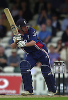 09/07/2002 - Tue.Sport - Cricket-  NatWest Series - Eng vs India Oval.England batting - Paul Collingwood..