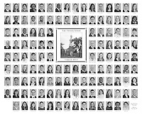The 2013 Yale Divinity School Senior Portraits Composite Photograph