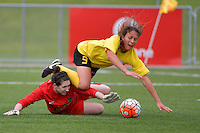 20161106 National Women's League - Capital v Southern United