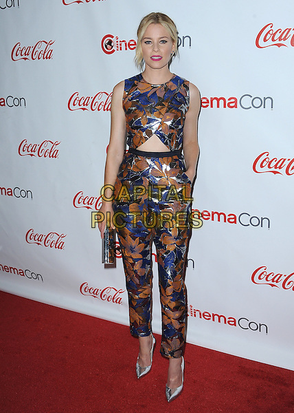 LAS VEGAS, CA - APRIL 23:  Elizabeth Banks at the CinemaCon 2015 Big Screen Achievement Awards at the Colosseum at Caesars Palace on April 23, 2015 in Las Vegas, Nevada. <br /> CAP/MPI/PGSK<br /> &copy;PGSK/MediaPunch/Capital Pictures