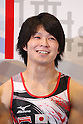 Kohei Uchimura (JPN), JULY 2, 2011 - Artistic gymnastics : Japan Cup 2011 Men's Team Competition at Tokyo Metropolitan Gymnasium, Tokyo, Japan.(Photo by YUTAKA/AFLO SPORT) [1040]