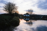 The River Kennet sustained one of Britain's worst ever incidents of river poisoning which killed more than three million fish.<br /> Scientists from the Agency say carryed out door-to-door enquiries at farms and businesses around the village of Little Bedwyn, Wiltshire, <br /> It is thought contaminants entered the river near the village and spread downriver to the Berkshire Trout Farm, near Hungerford, wiping out its entire stock of more than 150 tonnes of trout .<br /> The Environment Agency's area manager Stu Darby said: &quot;This is one of the largest incidents of its type in the region to date