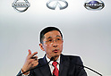 Nissan announces its operating profit fell 6.4% to 742 billion yen