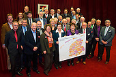 Vaststelling en ondertekening Fries Bestuursakkoord Waterketen (19-02-2010)