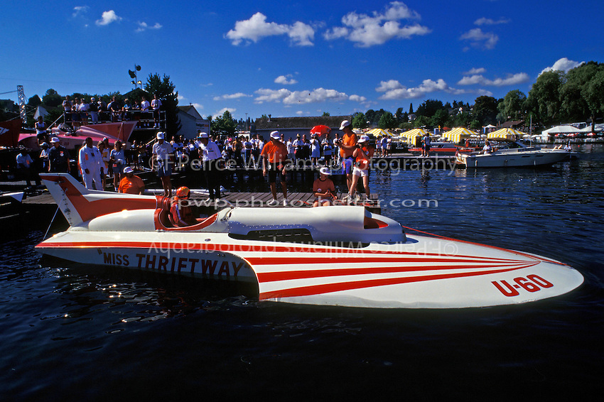 "The 3rd and final U-60 ""Miss Thriftway"", Seattle, WA 1994"