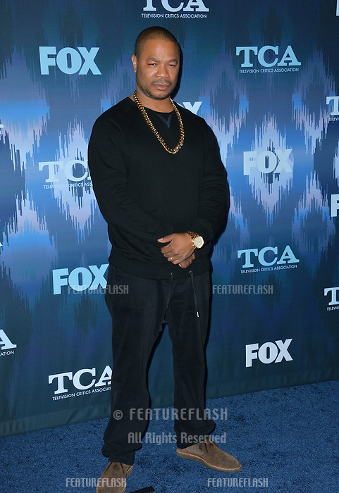 Xzibit at the Fox Winter TCA 2017 All-Star Party at the Langham Huntington Hotel, Pasadena, USA 11th January  2017<br /> Picture: Paul Smith/Featureflash/SilverHub 0208 004 5359 sales@silverhubmedia.com