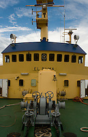 Buque Puma, the Puma Boat in Mazatlan, Sinaloa. UNAM (Universidad Autonomo de Mexico) July 10, 2008