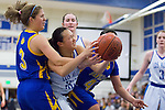 2013 girls basketball: Los Altos High School vs. Santa Clara High School