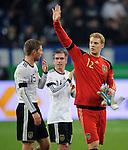 Fussball Nationalmannschaft, FREUNDSCHAFTSSPIEL Deutschland - Elfenbeinkueste