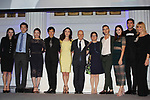 Figure Skating in Harlem celebrates 20 years - Champions in Life benefit Gala on May 2, 2017 honoring Sasha Cohen, and Curtis McGraw Webster and presenting Scott Hmailto with The Power of Inspiration Award at 583 Park Avenue, New York City, New York. Attending are Sasha Cohen, Alex and Maia Shibutani, Nathan Chen, Meryl Davis, Scott Hamilton, Adam Rippon, Ashley Wagner, Evan Lysacek, JoJo Starbuck. (Photo by Sue Coflin/Max Photos)