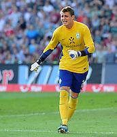 FUSSBALL   1. BUNDESLIGA   SAISON 2011/2012    8. SPIELTAG Hannover 96 - SV Werder Bremen                             02.10.2011 Sebastian MIELITZ (SV Werder Bremen)