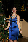"""Sarah Doll of The Manhattan Dolls Performs at KiraKira & Alysia Reiner of """"ORANGE IS THE NEW BLACK"""" Support WPA With Caravan at the Carlton Hotel, NY"""