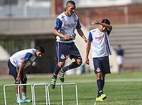 CimarronesFC, Entrenamiento,Apertura2016