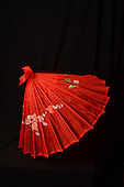 Stock Photo of Oriental Umbrella