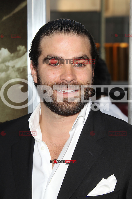 Alejandro Nones at the film premiere of 'For Greater Glory' at AMPAS Samuel Goldwyn Theater on May 31, 2012 in Beverly Hills, California. ©mpi26/ MediaPunch Inc.