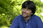 Ken Burns at Antietam Battlefield