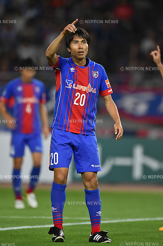 Ryoichi Maeda (FC Tokyo), MAY 23, 2015 - Football / Soccer : 2015 J1 League 1st stage match between F.C.Tokyo 0-1 Nagoya Grampus at Ajinomoto Stadium in Tokyo, Japan. (Photo by AFLO)