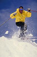 Tracier Gray (MR430) Alpine Skiing, Arapahoe Basin Ski Area, Summit County, Colorado. Tracier Gray (MR430). Summit County, Colorado Arapahoe Basin Ski Area.