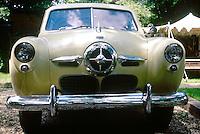 CHROME ON CARS<br /> 1950's Studebaker