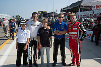 Mazda kids at WGI