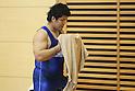 Hiroshi Izumi, July 2, 2011 - Wrestling : All Japan Industrial Wrestling Championship, Men's Free Style -96kg at Wako General Gymnasium, Saitama, Japan.(Photo by Daiju KitamuraAFLO SPORT) [1045]
