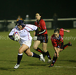 Womens Rugby England vs Wales  6th February 2004  OA's Harpenden