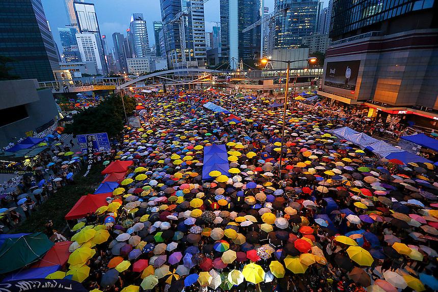 Hong Kong Campers