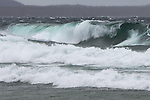 Autrain waves, Lake Superior Gales of November
