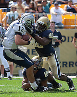 New Hampshire Wildcats vs Pitt Panthers 09-11-10