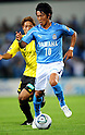 Hiroki Yamada (Jubilo), JUNE 15th, 2011 - Football : 2011 J.League Division 1 match between Kashiwa Reysol 0-3 Jubilo Iwata at Hitachi Kashiwa Soccer Stadium in Chiba, Japan. (Photo by AFLO)..