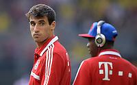 FUSSBALL   1. BUNDESLIGA   SAISON 2013/2014   SUPERCUP Borussia Dortmund - FC Bayern Muenchen           27.07.2013 Javi Javier Martinez (FC Bayern Muenchen)