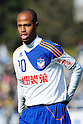 Michael (Albirex), MARCH 5, 2011 - Football : 2011 J.League Division 1 match between Avispa Fukuoka 0-3 Albirex Niigata at Level 5 Stadium in Fukuoka, Japan. (Photo by AFLO)